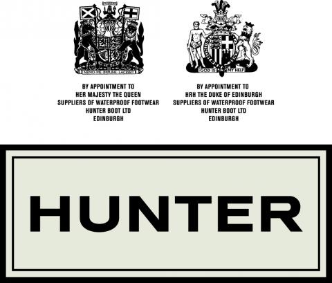 Hunter Boot Ltd. logo