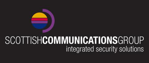 Scottish Communications logo