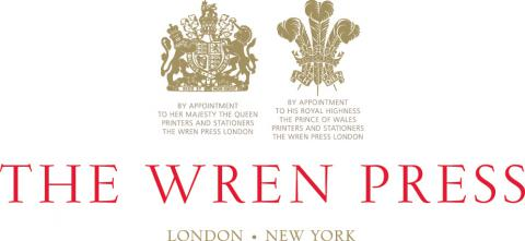 The Wren Press logo