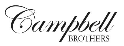 Campbell Bros. Ltd. logo