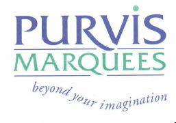 Purvis Marquee Hire Ltd. logo